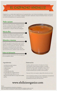 los beneficios del gazpacho