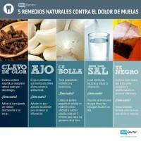 remedios para el dolor de muelas
