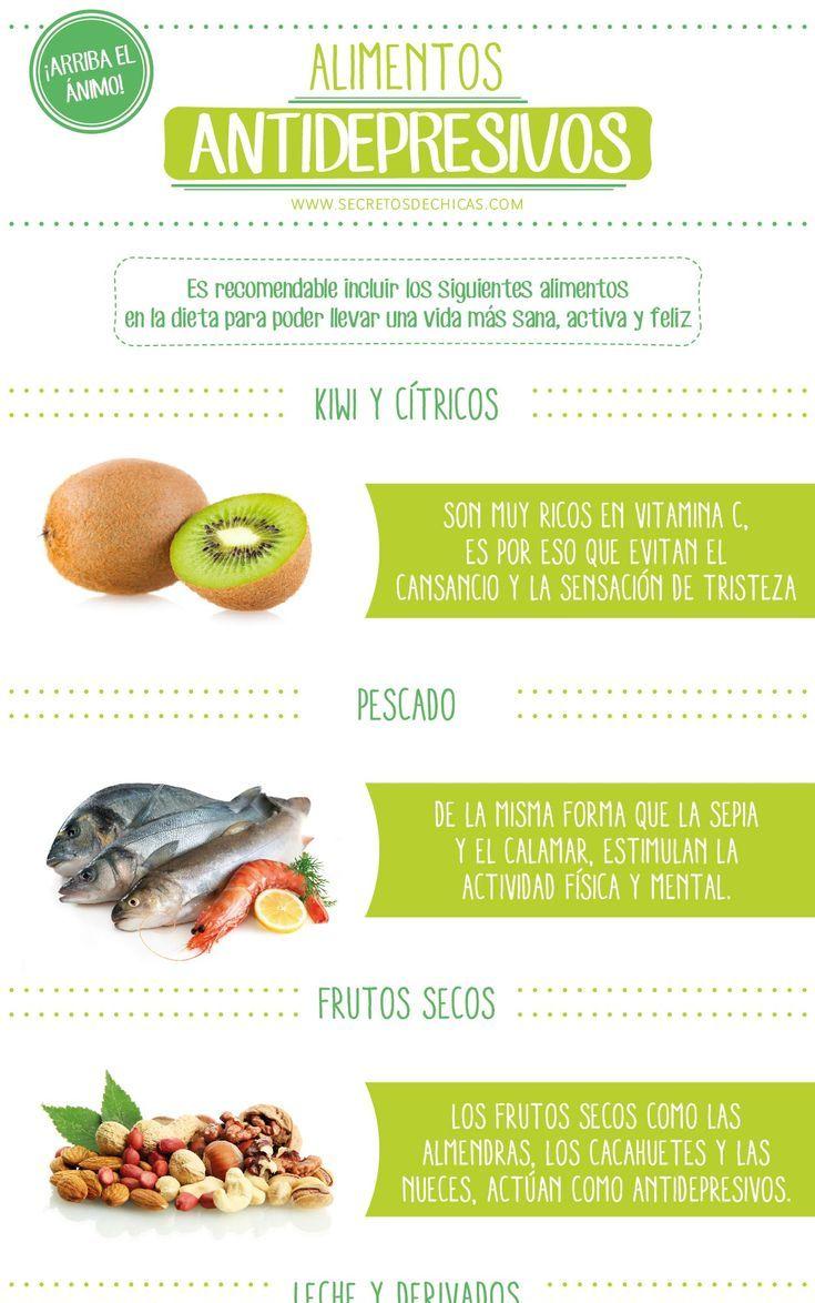 8 alimentos para combatir la depresi n - Alimentos contra depresion ...