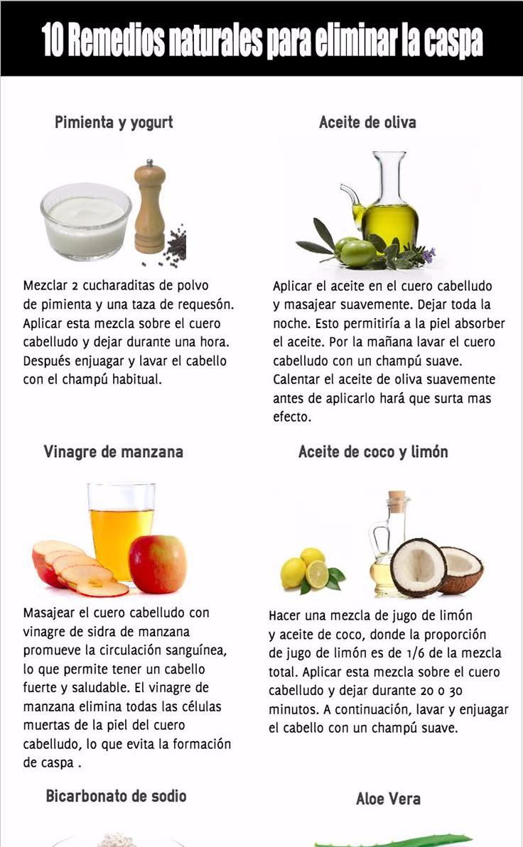 10 remedios caseros y naturales para eliminar la caspa - Como hacer ambientadores naturales ...