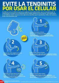 evitar la tendinitis