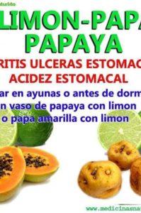 aliviar la gastritis