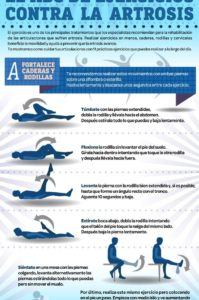 ejercicios para prevenir la artrosis