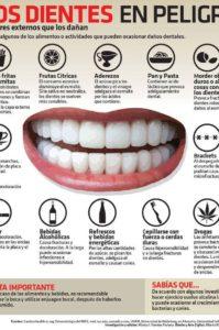 factores que dañan los dientes