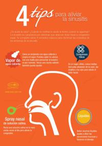 aliviar la sinusitis