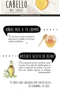 remedios caseros para un cabello más suave