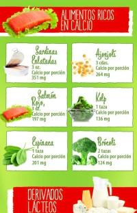 Infograf as y remedios infograf as gratis de salud p gina 12 de 81 - Alimentos naturales ricos en calcio ...