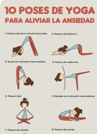 poses de yoga para la ansiedad