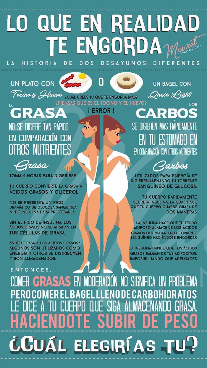 Qu alimentos engordan y cu les no - Alimentos que evitan el cancer ...