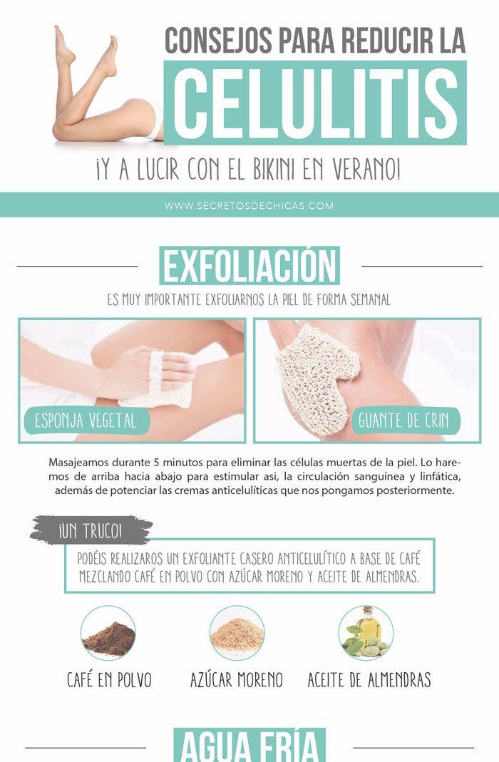 como reducir la celulitis en las piernas