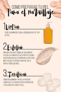 cómo maquillarse bien en 5 pasos
