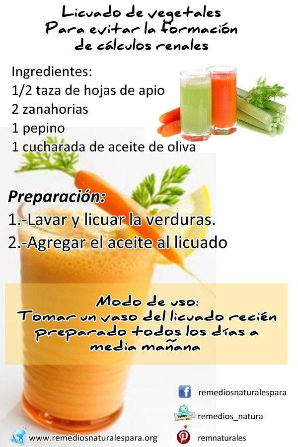 Remedio para evitar la formaci n de c lculos renales for Combinaciones y dosis en la preparacion de la medicina natural