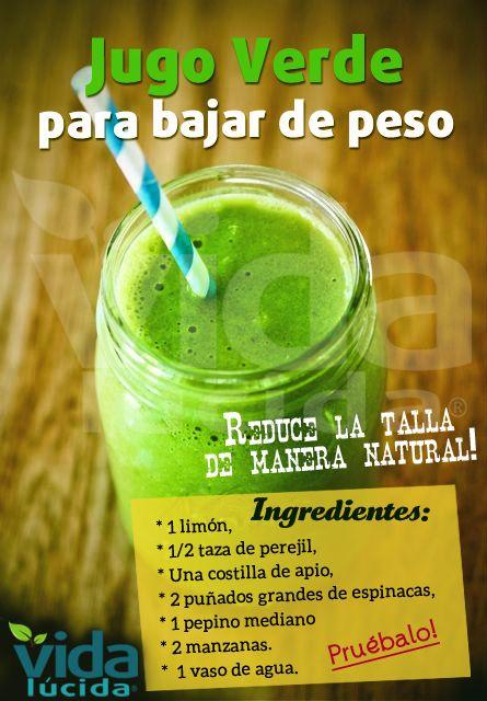 Te verde natural para bajar de peso