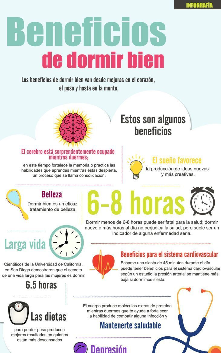Image result for beneficios de dormir bien