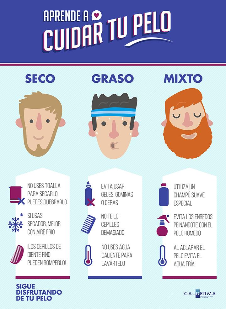 aprende a cuidar de tu pelo