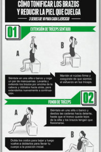 ejercicios para tonificar los brazos