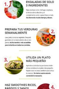 formas de ser más saludable con poco tiempo