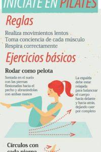 ejercicios de pilates para principiantes