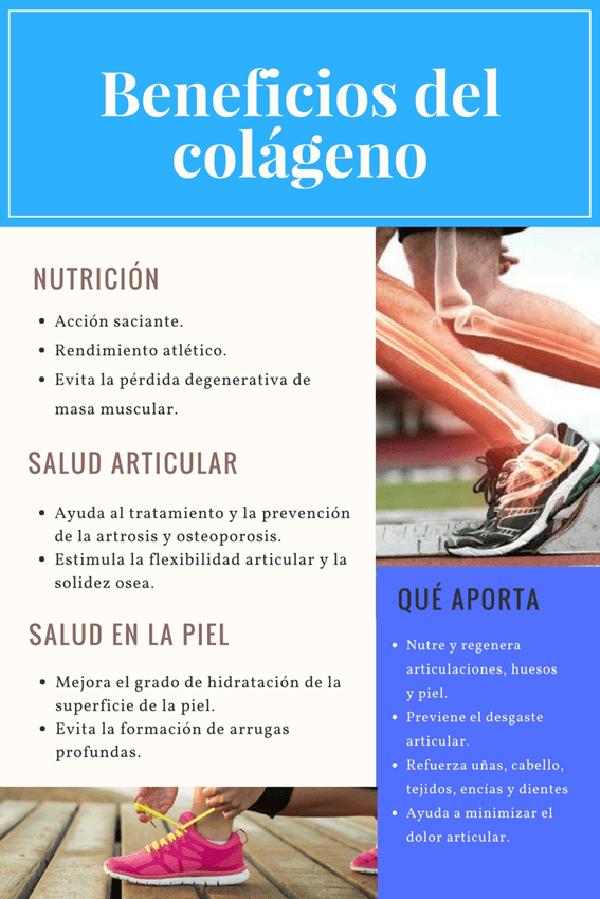 beneficios del colágeno con magnesio